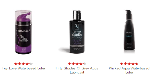 Water-based Sex lubes one of the best lube in the market