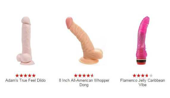 Dildos on how to choose sex toy