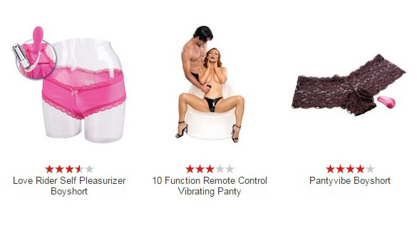 Choose Vibrating Panties on how to buy sex toys for the first time