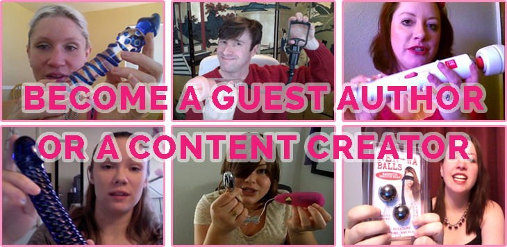 Become a Guest Auhor or a Content Creator