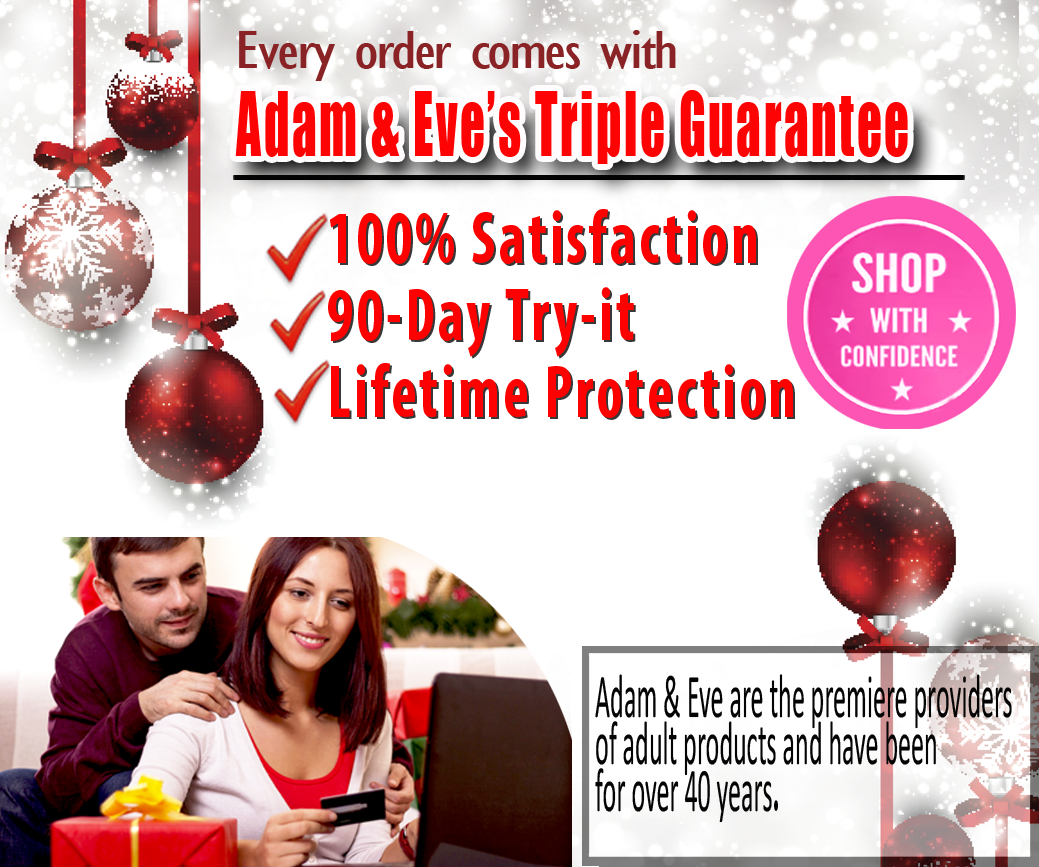 Adam & Eve Guarantee, Adam & Eve Customer Satisfaction