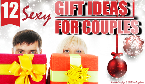 Sexy Gifts, Gift Ideas for Couples, Holiday Gift Guide
