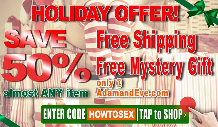 holiday offer, holiday offer adam and eve