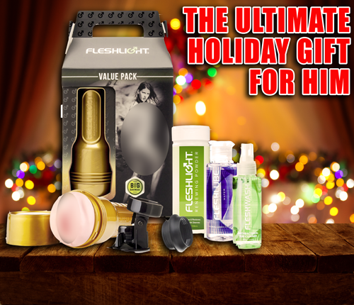 holiday gift for him, Fleshlight Stamina Trainer Value Pack